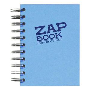 Blocco da schizzo ZAP BOOK spiralato A6 da 160 fogli 80 gr copertina colorata