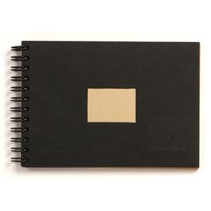 Album carta KRAFT spiralato A6 da 60 fogli 90 gr