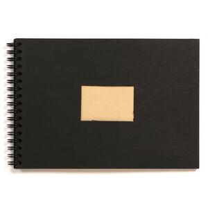 Album carta KRAFT spiralato A5 da 60 fogli 90 gr