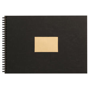 Album carta KRAFT spiralato A4 da 60 fogli 90 gr