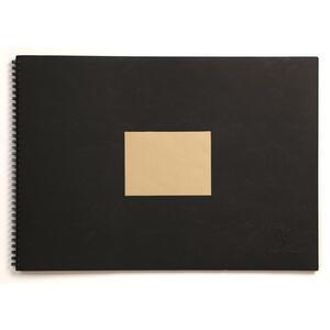 Album carta KRAFT spiralato A3 da 60 fogli 90 gr