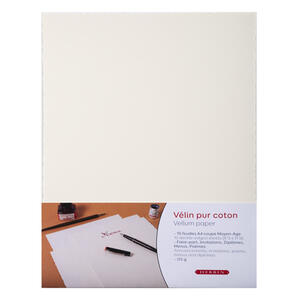 Confezione carta velina a base di cotone - 10 fogli A4