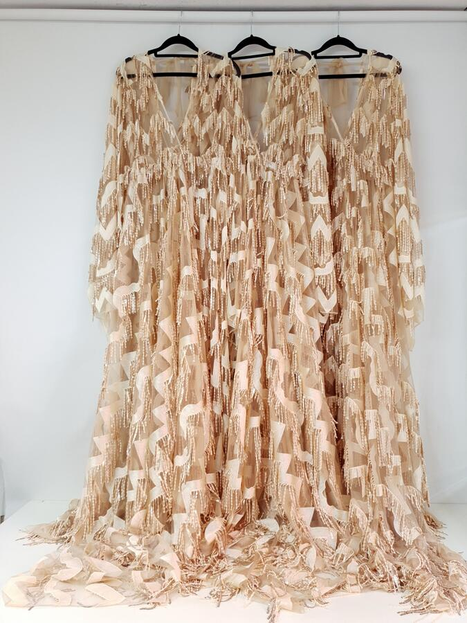 AMBRA MATERNITY DRESS