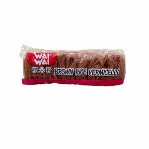 WAIWAI BROWN RICE VERMICELLI 500GR