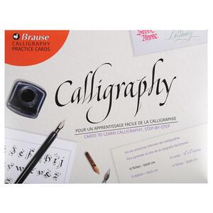 Fogli di apprendimento / avviamento alla calligrafia