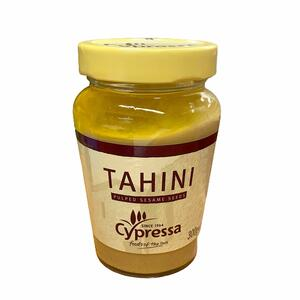 CYPRESSA TAHINA - CREMA DI SESAMO 300GR