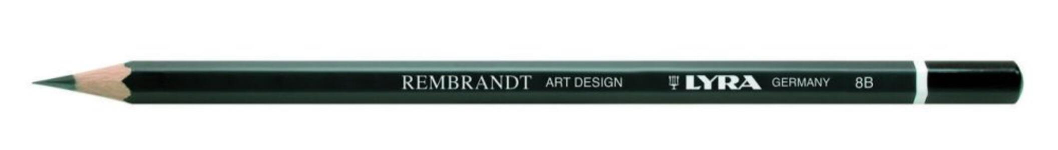 Matita Lyra Rembrandt Art Design - gradazione 8B