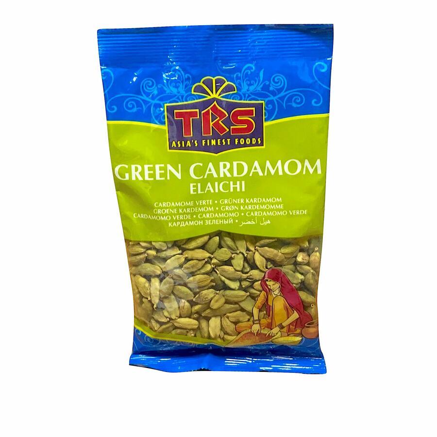 TRS CARDAMOMO VERDE - GREEN CARDAMOM 50GR