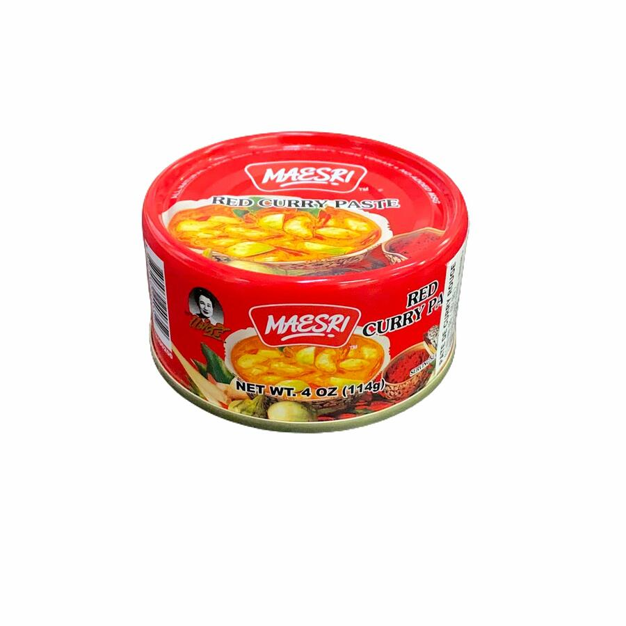 MAESRI CURRY ROSSO 114GR