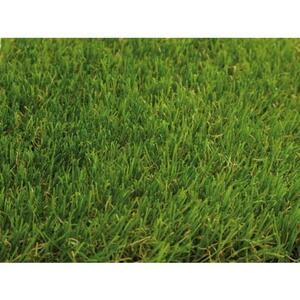 Prato verde sintetico erba sintetica per piscine mod. SAN SIRO 1 x 25 mt colore verde tricolore alto 4 cm
