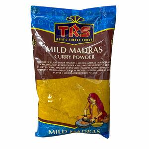 TRS CURRY MEDIO IN POLVERE - CURRY PW MILD 400GR