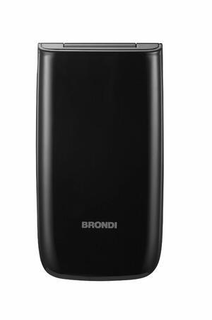 BRONDI CELLULARE MAGNUM 4 BIANCO - NERO