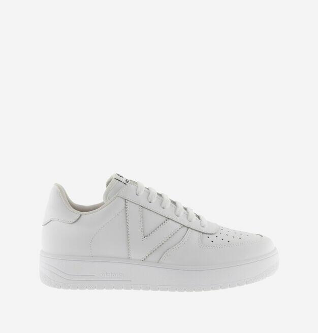 Victoria - Sneaker 129100 - Blanco