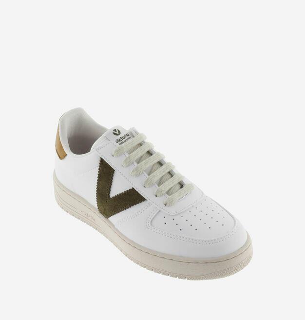 Victoria - Sneaker 129101 - Kaki