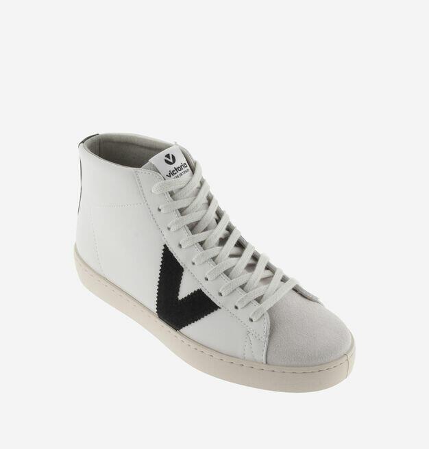 Victoria - Sneakers Berlin 1126163 - Bianco V Negro