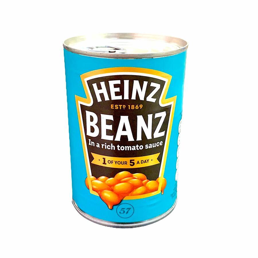 HEINZ BAKED BEANS 410GR