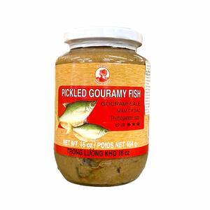 CQ PICKLED GOURAMY FISH - MAM CA SAC 454GR