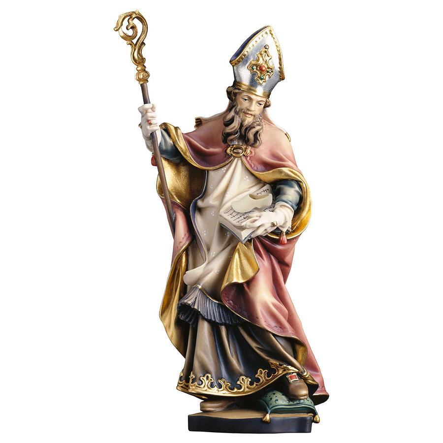 St. Vigilius of Trento with shoe