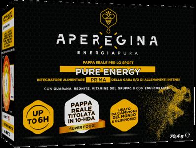 PURE ENERGY - Energia pura - 8 flaconcini da 8,8g ciascuno
