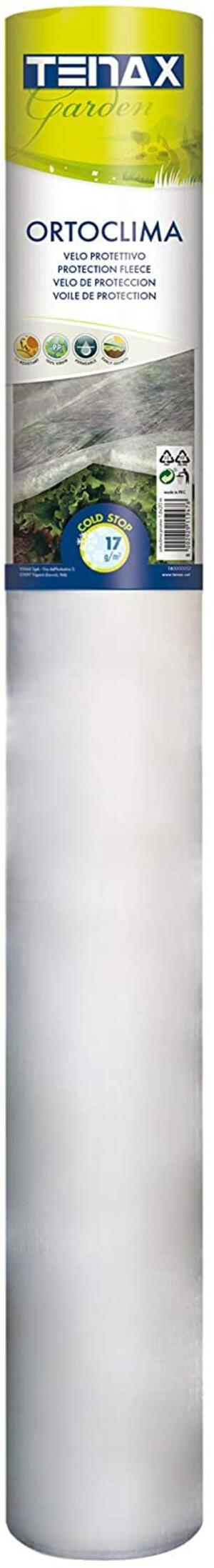 Telo Ortoclima Rotolo 1,6x20 mt Tenax