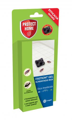 Fastion Gel Trap per Scarafaggi 2x1 gr Bayer