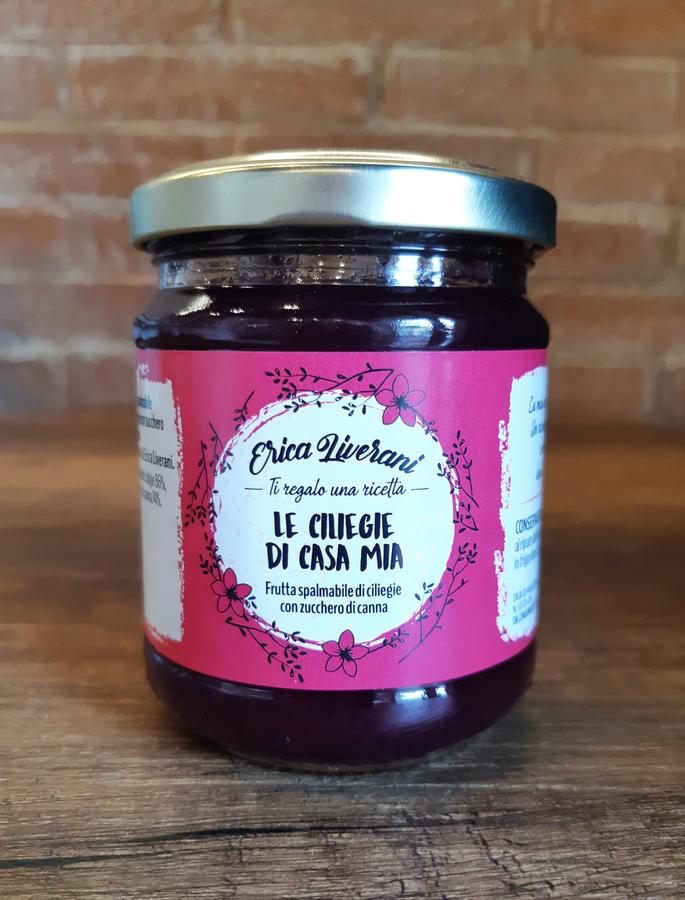 Confettura di ciliegia - Erica Liverani