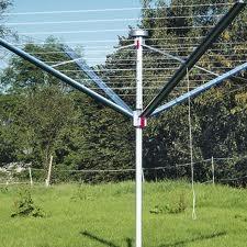 Stendibiancheria gimi garden 50 metri per esterno alluminio ombrello da giardino - Stendibiancheria da giardino ...
