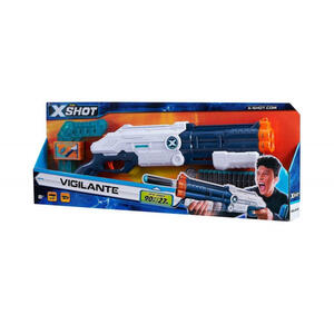 X-SHOT EXCEL VIGILANTE 24 DARDI GRANDI GIOCHI