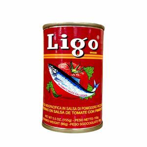 LIGO SARDINE TOM/HOT 155GR