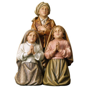 Three Shepherds of Fátima