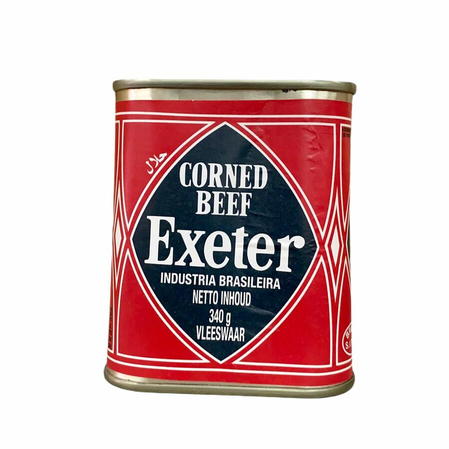 EXETER MANZO - CORNED BEEF 340GR