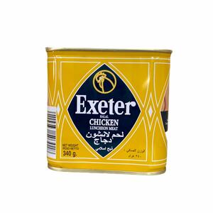 EXETER POLLO - CHICKEN LUNCHEON MEAT 340GR