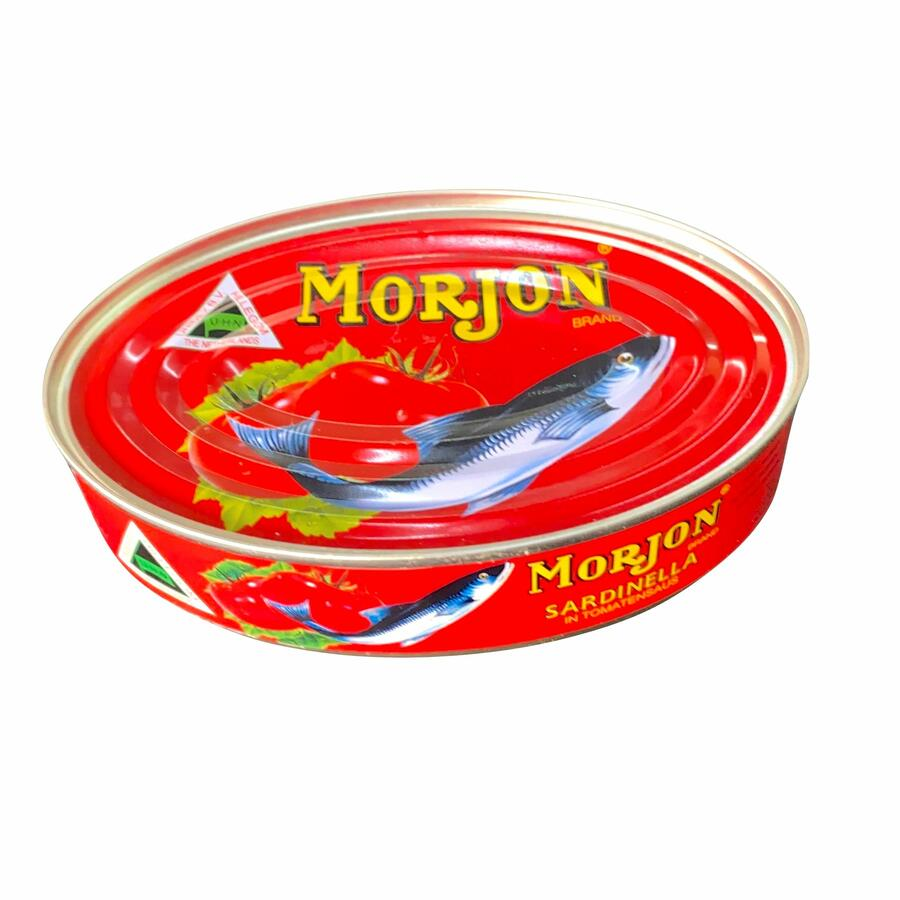 MORJON SARDINE TOMATO 215GR