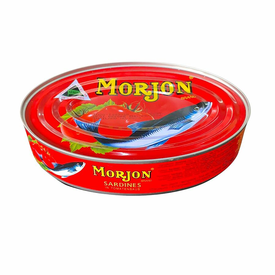 MORJON SARDINE TOMATO 425GR