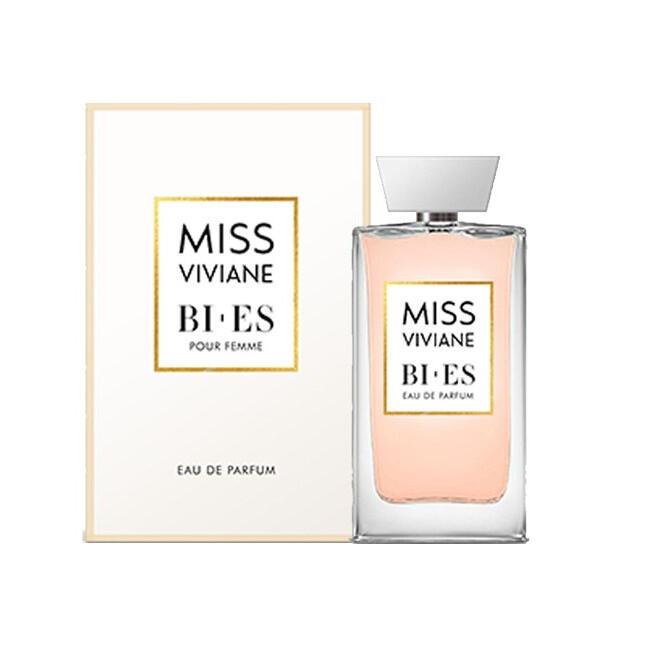 "BI-ES ""MISS VIVIANE"" EAU DE PARFUM PROFUMO DONNA 90 ML"