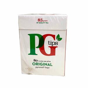 PG TEA BAGS (80) 232GR