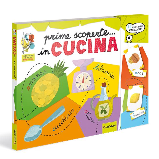 Montessori - Prime scoperte...in cucina
