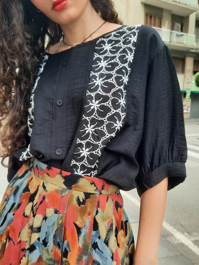 Blusa Nayana
