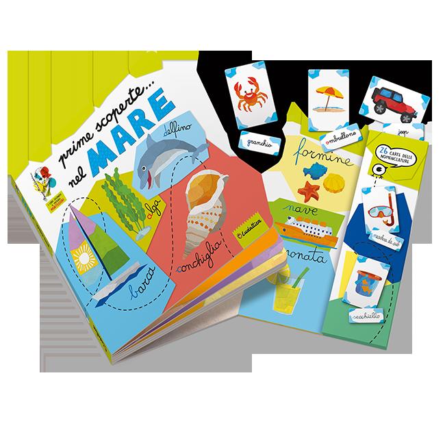 Montessori - Prime scoperte...al mare