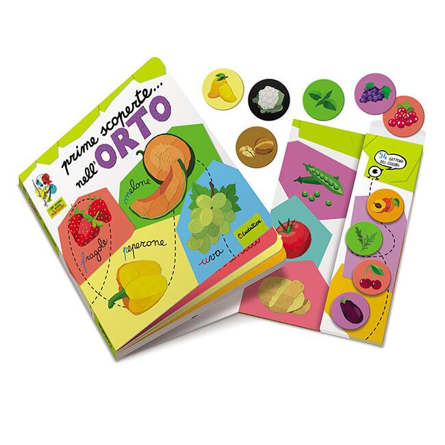 Montessori - Prime scoperte...nell'orto