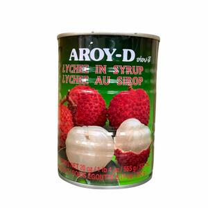 AD LYCHEES IN SYRUP 565GR