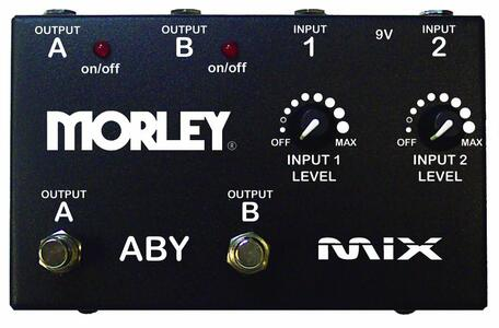 Morley ABY-MIX-G Mixer/Combiner