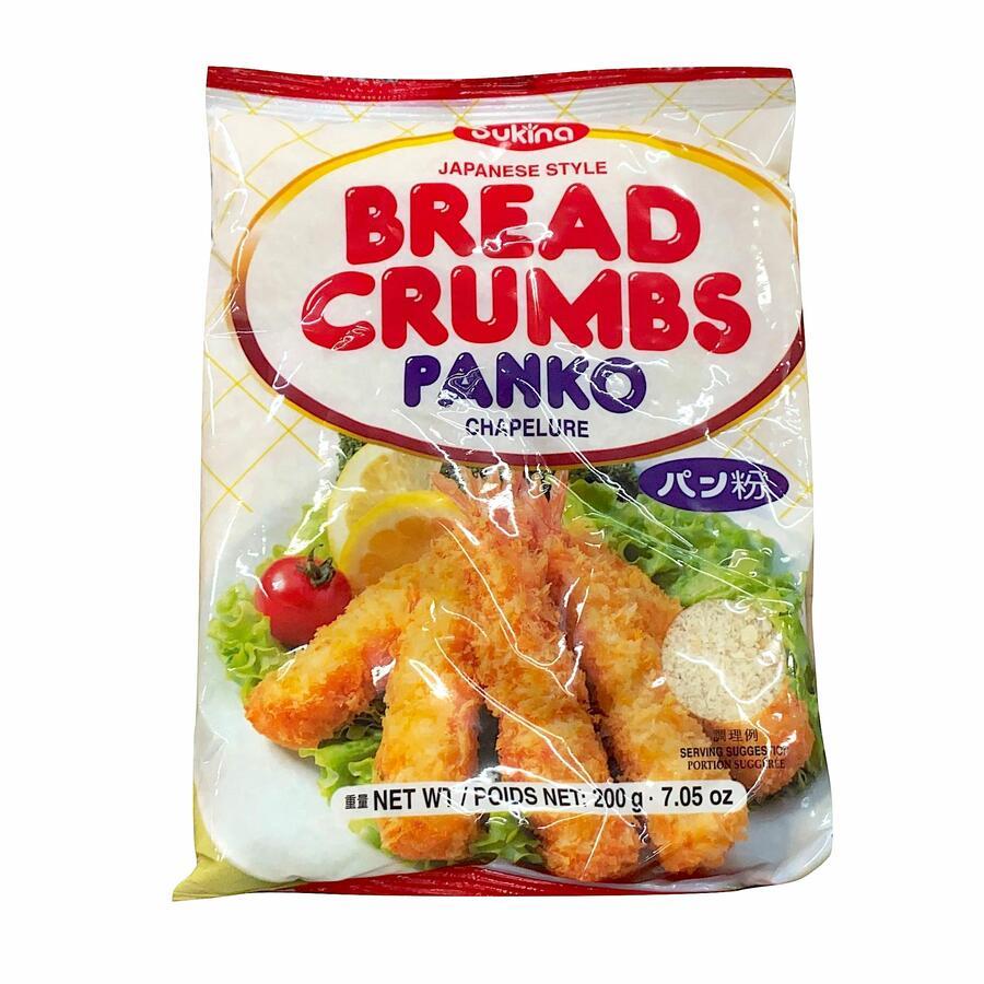 """SUKINA BREAD CRUMBS """"PANKO"""" 200GR"""