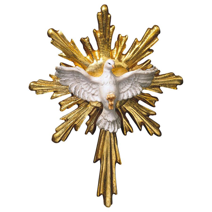 Spirito Santo con Raggiera lunga