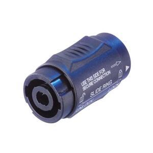 Neutrik NL4MMX - Accoppiatore Speakon 4 poli