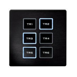 Showtec Wall Panel Remote per TR-512 Install/Pocket