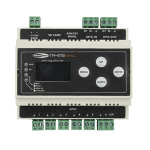 Showtec TR-512 Install