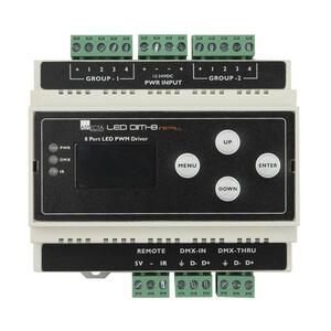Showtec LED Dim-8 Install