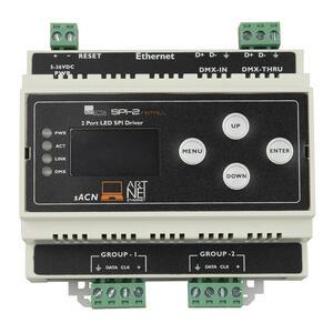 Showtec SPI-2 Install