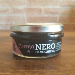 Crema di aglio nero di Voghera - Nerofermento